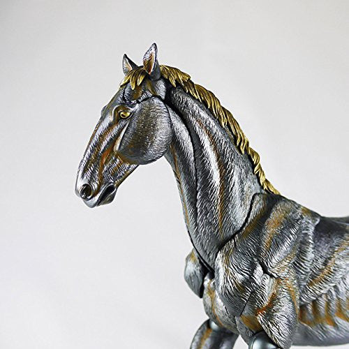 Image 3 for KT Project KT-007 - Revoltech - Horse - Iron Rust (Kaiyodo)