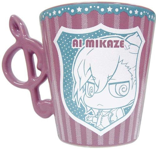 Image 2 for Uta no☆Prince-sama♪ Debut - Mikaze Ai - Mug - Chimipuri (Broccoli)