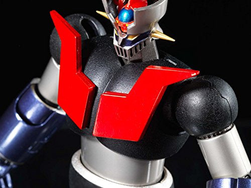 Image 7 for Mazinger Z - Super Robot Chogokin - ~Iron (Kurogane) Finish~ (Bandai)