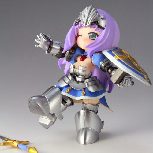 Image 1 for Queen's Blade Rebellion - Annelotte - Deforevo #02 (Daibadi Production, Hobby Stock)