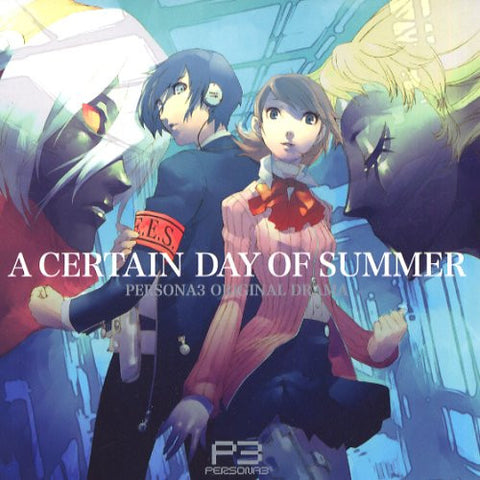 Image for PERSONA3 ORIGINAL DRAMA: A CERTAIN DAY OF SUMMER