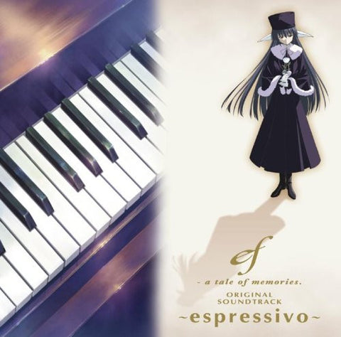 Image for ef - a tale of memories. ORIGINAL SOUNDTRACK ~espressivo~