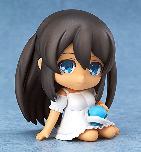 Image 6 for Captain Earth - Mutou Hana - Pitz - Nendoroid #453 (Good Smile Company)