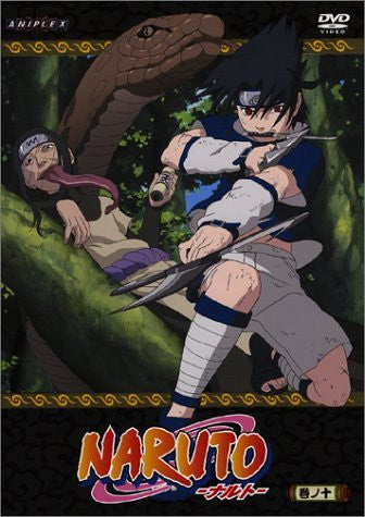Image for Naruto Vol.10