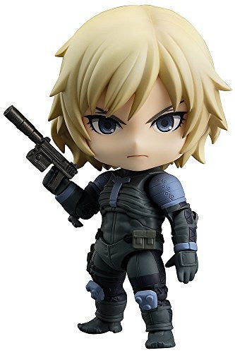 Image 1 for Metal Gear Solid 2: Sons of Liberty - Raiden - Nendoroid #538 (Good Smile Company)