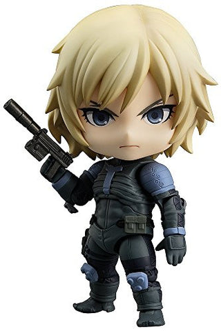 Image for Metal Gear Solid 2: Sons of Liberty - Raiden - Nendoroid #538 (Good Smile Company)