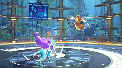Image 3 for Pokkén Tournament - First Print Edition (incl. Dark Mewtwo amiibo Card & Key Holder)