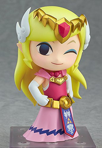 Image 4 for Zelda no Densetsu: Kaze no Takt - Zelda Hime - Nendoroid #620 - HD Ver. (Good Smile Company)
