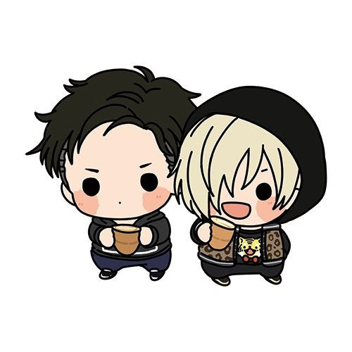 Yuri!!! on Ice - Otabek Altin - Yuri Plisetsky - Earphone Jack Accessory - Rubber Strap - Strap