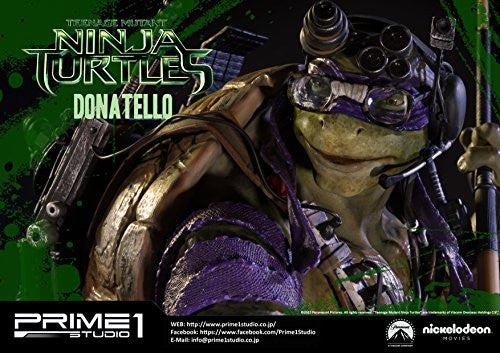 Image 7 for Teenage Mutant Ninja Turtles (2014) - Donatello - Museum Masterline Series MMTMNT-03 - 1/4 (Prime 1 Studio)