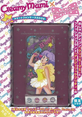 Image for Creemy Mami X Angelic Pretty Smart Phone Case Book W/Extra