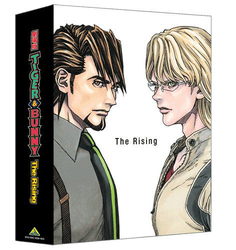 Image 1 for Tiger & Bunny - The Rising [Limited Edition]