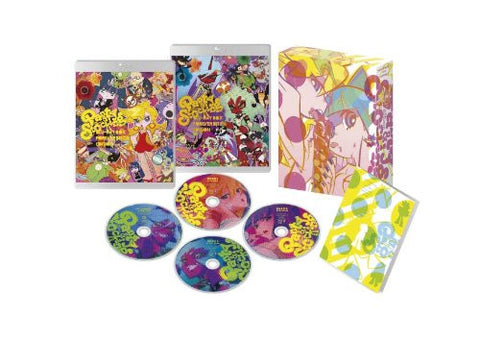Image for Panty & Stocking With Garterbelt Blu-ray Box Forever Bitch Edition