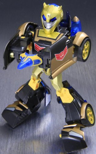 Image 2 for Transformers Animated - Bumble - TA31 - Elite Guard Bumblebee (Takara Tomy)