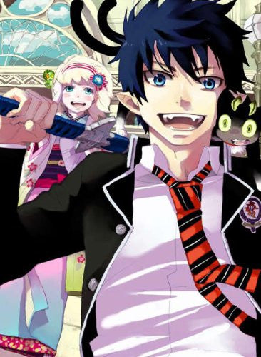 Image 3 for Blue Exorcist / Ao No Exorcist 1 [Blu-ray+CD Limited Edition]
