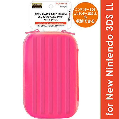Image for Trunk Case for New 3DS LL (Pink)