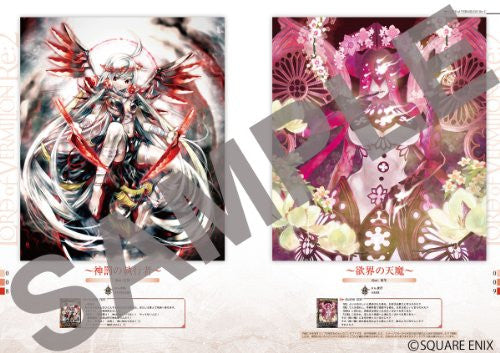 Image 3 for Lord Of Vermilion Re:2 Illustrations Scarlet   Ver.R2.2