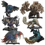 Monster Hunter World - Paolumu - Dinovaldo - An Ishvalda - Yian Garuga - Jinouga - Neromielle - Capcom Figure Builder - Monster Hunter Standard Model Plus Vol.17 - Subspecies - Full Set (Capcom) - 1