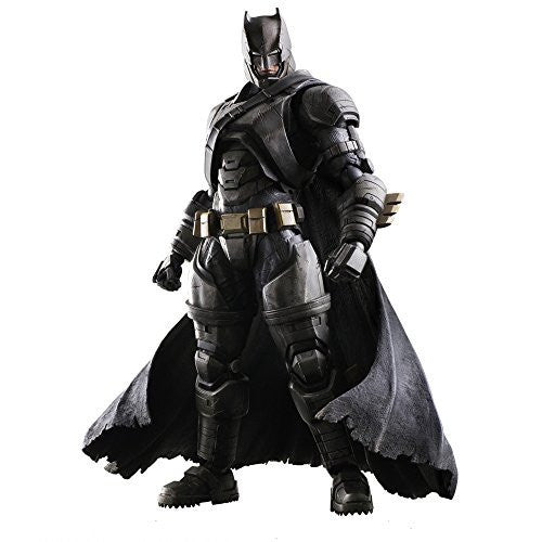 Image 1 for Batman v Superman: Dawn of Justice - Batman - Play Arts Kai - Armored (Square Enix)