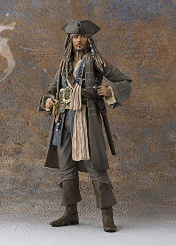 Image 10 for Pirates of the Caribbean: Dead Men Tell No Tales - Jack Sparrow - S.H.Figuarts