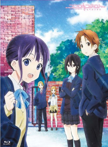 Image for Kokoro Connect Hito Random Part 2 of 2 [Limited Edition]