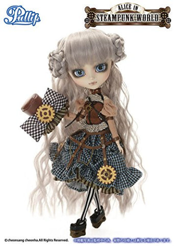 Image for Pullip P-152 - Pullip (Line) - Mad Hatter - 1/6 - Alice In Steampunk World (Groove)
