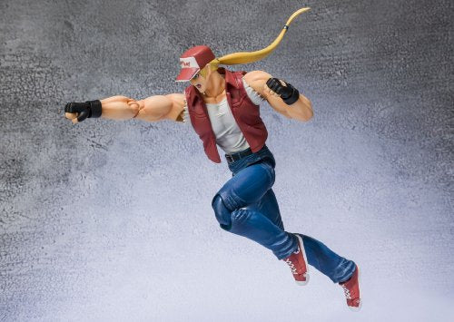 Image 12 for Garou Densetsu - The King of Fighters - Terry Bogard - D-Arts (Bandai)