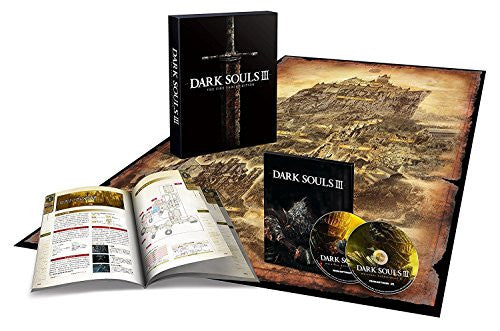 Image 1 for PS4 DARK SOULS III THE FIRE FADES LIMITED EDITION
