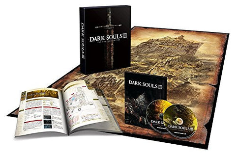 Image for PS4 DARK SOULS III THE FIRE FADES LIMITED EDITION