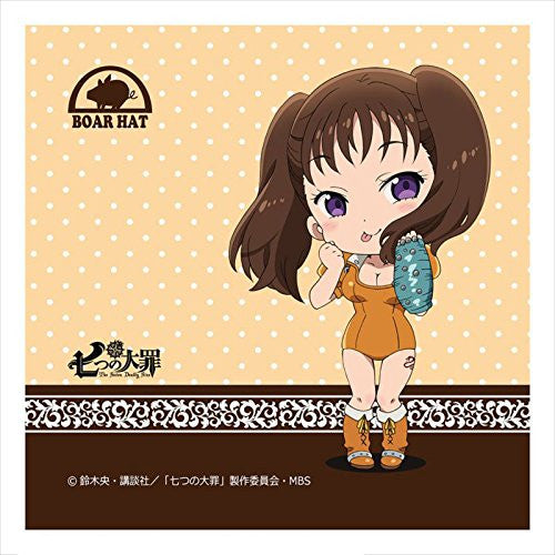 Image 1 for Nanatsu no Taizai - Diane - Mini Towel - Towel (Atelier Magi)