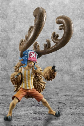 "Image 3 for One Piece - Tony Tony Chopper - Excellent Model - Portrait Of Pirates ""MAS"" - 1/8 - Horn Point (MegaHouse)"