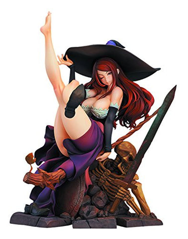 Image for Dragon's Crown - Sorceress - Wonderful Hobby Selection - 1/7 (Max Factory)