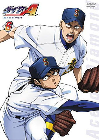Image for Ace of Diamond Vol.6