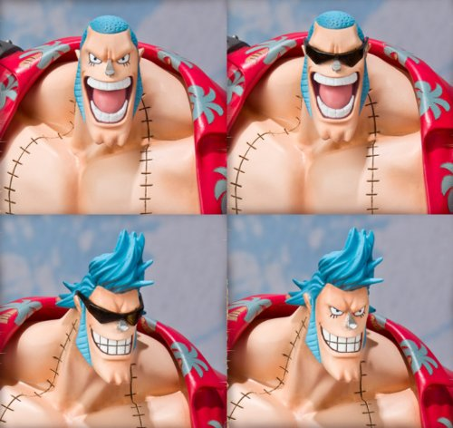 Image 6 for One Piece - Franky - Figuarts ZERO - The New World (Bandai)