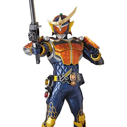 Image 10 for Kamen Rider Gaim - Real Action Heroes No.723 - Real Action Heroes Genesis - 1/6 - Orange Arms (Medicom Toy)