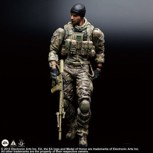 Image 2 for Medal of Honor: Warfighter - Preacher - Play Arts Kai (Square Enix)