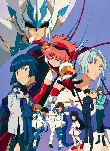 Image 1 for Kidou Tenshi Angelic Layer DVD Box [Limited Edition]