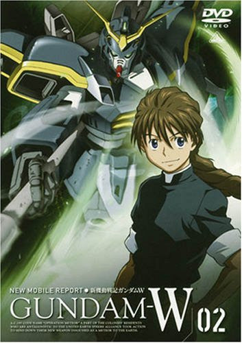 Image 1 for Mobile Suit Gundam W / Gundam Wing 2