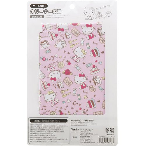 Image 2 for Hello Kitty Pouch for 3DS LL (Pink)