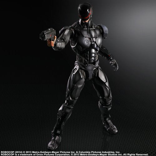 Image 7 for RoboCop - Play Arts Kai - 3.0 (Square Enix)