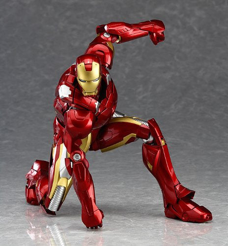 Image 3 for The Avengers - Iron Man Mark VII - Figma #217 (Good Smile Company, Max Factory)
