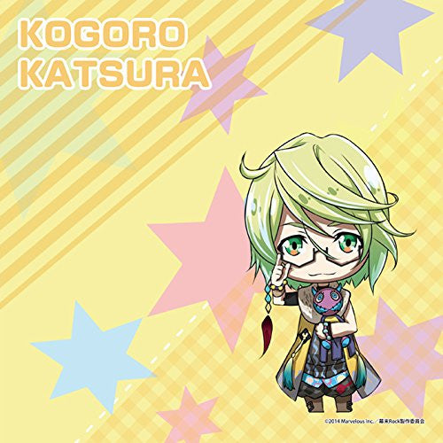 Image 1 for Bakumatsu Rock - Katsura Kogorou - Mini Towel - Multi-Cloth - Towel (Hobby Stock)