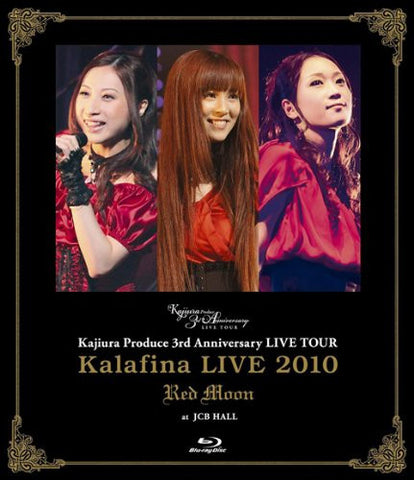 "Image for Kalafina Live 2010 ""Red Moon"" at JCB Hall"
