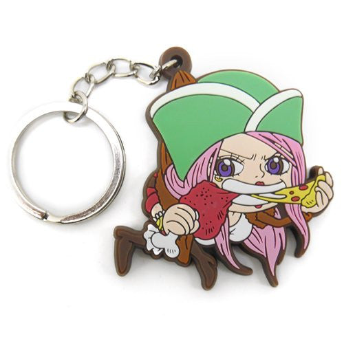 Image 1 for One Piece - Jewelry Bonney - Keyholder - Rubber Strap - Tsumamare (Cospa)