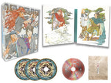 Thumbnail 2 for 12Kokuki / The Twelve Kingdoms 1 Blu-ray Box - Tsuki No Kage Kage No Umi