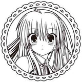 Thumbnail 2 for Little Busters! - Natsume Rin - Cup & Saucer (Broccoli Key Visual Art's)
