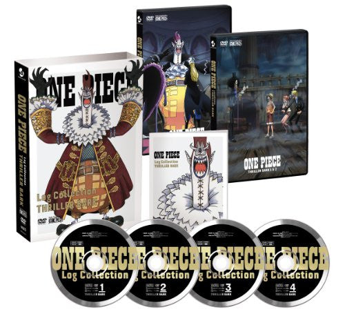 Image 2 for One Piece Log Collection Thriller Bark [Limited Pressing]