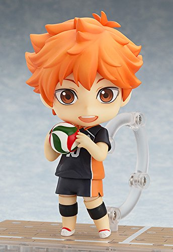 Image 2 for Haikyuu!! - Hinata Shouyou - Nendoroid #461 (Good Smile Company)