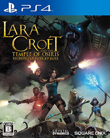 Image for Lara Croft and the Temple of Osiris