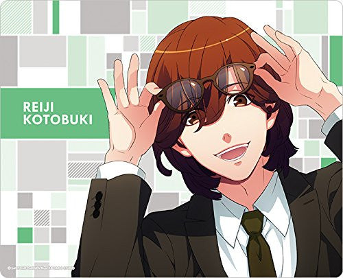 Image 1 for Uta no☆Prince-sama♪ - Kotobuki Reiji - Mousepad - Glasses Ver. (Broccoli)
